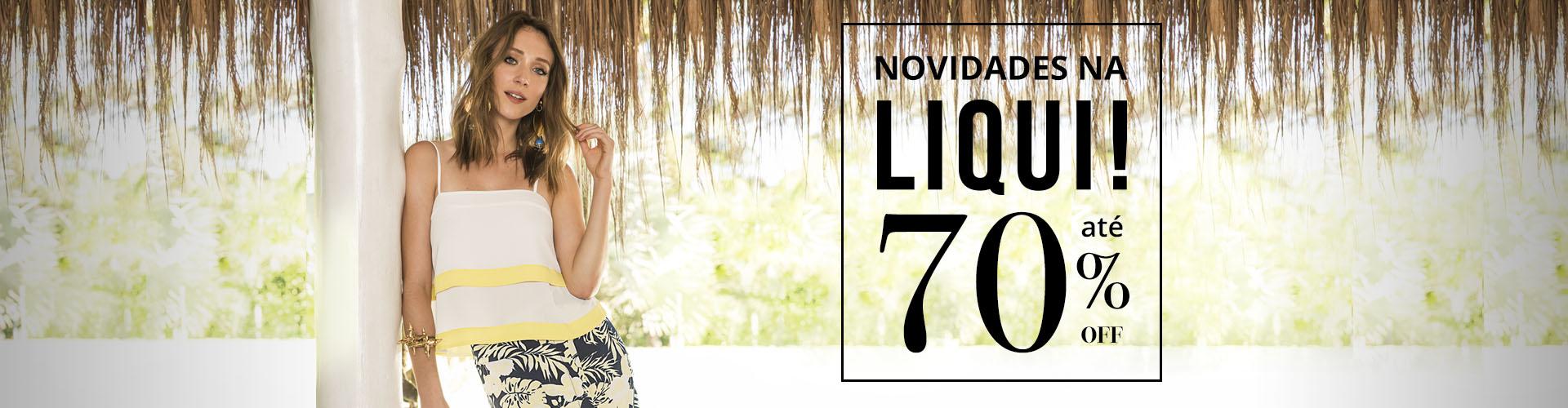 LIQUI VERAO 2017 - COLEÇÃO 26